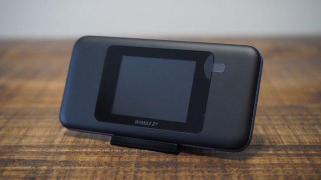 Speed Wi-Fi NEXT W06 レビュー